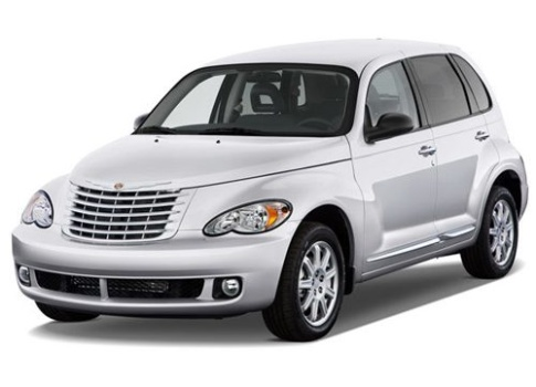 Коврики EVA для автомобиля Chrysler PT Cruiser  2002 - 2010