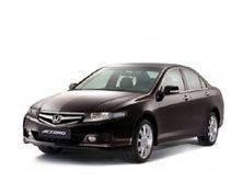 Коврики EVA для автомобиля Honda Accord VII (2002-2008)